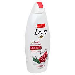 Dove Go Fresh 22 oz. Revive Body Wash in Pomegranate and Lemon Verbena