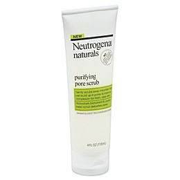 Neutrogena® 4 oz. Naturals Purifying Pore Scrub