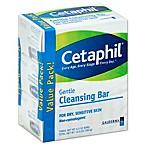Cetaphil® 3-Count 4.5 oz. Cleansing Bar