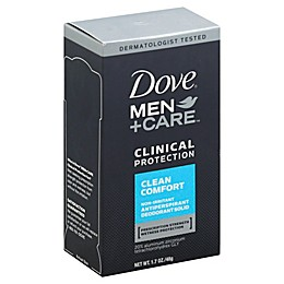 Dove 1.7 oz. Men+Care Clinical Protection Antiperspirant and Deodorant in Clean Comfort