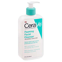CeraVe® 12 oz. Foaming Facial Cleanser