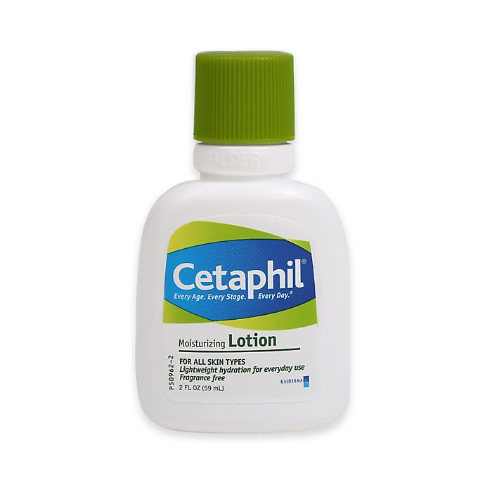 Alternate image 1 for Cetaphil® 2 oz. Moisturizing Lotion