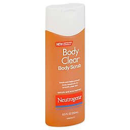 Neutrogena® Body Clear® 8.5 oz. Body Scrub