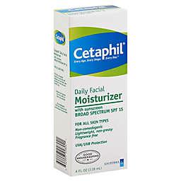 Cetaphil® 4 oz. Daily Facial Moisturizer SPF15