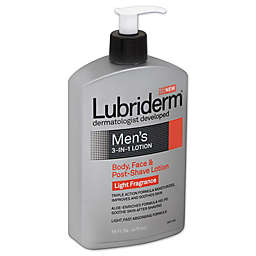 Lubriderm® 16 oz. Men's 3-in-1 Lotion with Light Fragrance