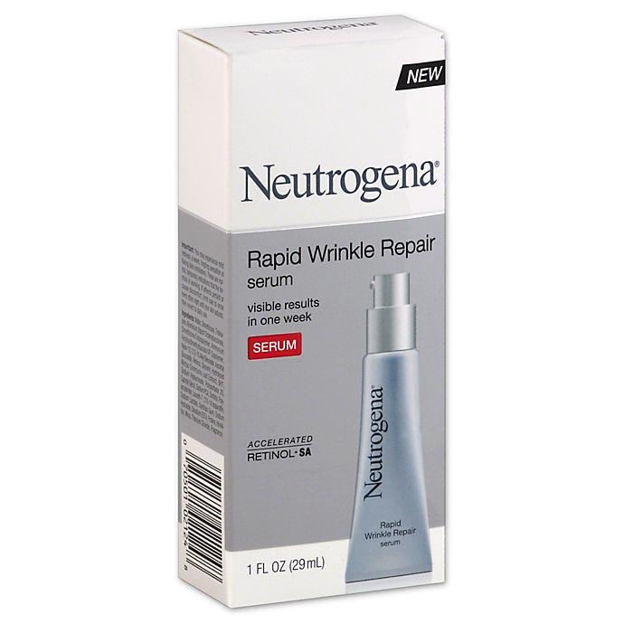 Alternate image 1 for Neutrogena® Rapid Wrinkle Repair® 1 oz. Serum