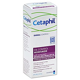 Cetaphil® DermaControl™ 4 oz. Oil Control Moisturizer with Sunscreen Broad Spectrum SPF 30