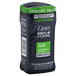 Dove 2-Count 5.4 oz. Men+Care Deodorant in Extra Fresh