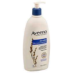 Aveeno® Active Naturals® 18 oz. Skin Relief Moisturizing Lotion Fragrance Free