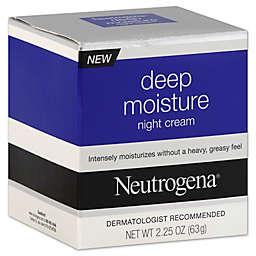 Neutrogena® 2.25 oz. Deep Moisture Night Cream