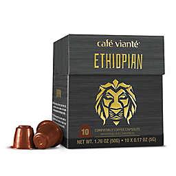 Café Vianté® 10-Count Ethiopian Espresso Capsules