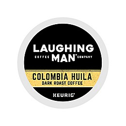Laughing Man® Columbia Huila Coffee Keurig® K-Cup® Pods 16-Count