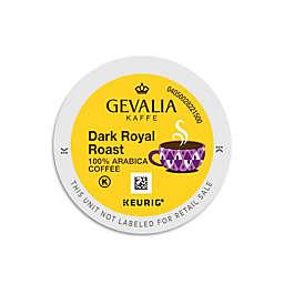 Keurig® K-Cup® Pack 18-Count Gevalia Kaffe Dark Royal Roast