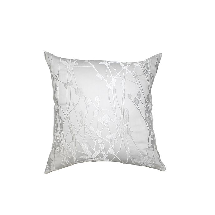 Alternate image 1 for Canadian Living High Park Square Throw Pillow in Grey