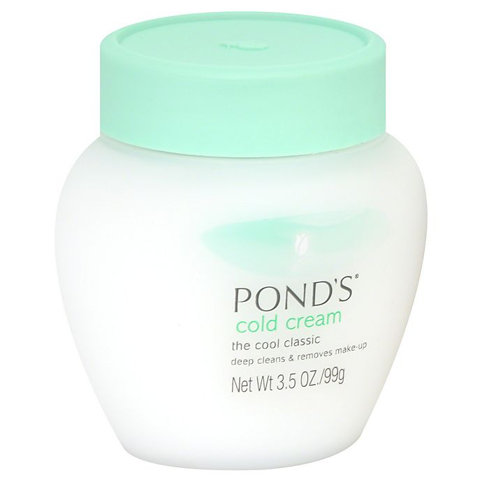 Alternate image 1 for Pond's® 3.5 oz. Cold Cream Cleanser Moisturizing Deep Cleanser and Makeup Remover