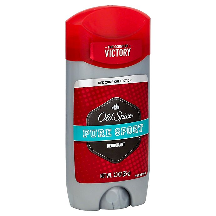 Alternate image 1 for Old Spice® Red Zone® 3 oz. Deodorant in Pure Sport