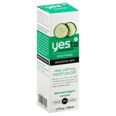 Yes To Cucumbers Daily Calming Moisturiser