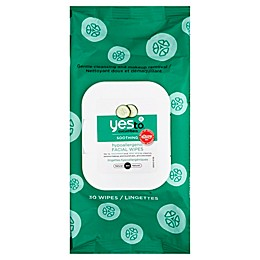 Yes To® Cucumbers 30-Count Facial Wipes