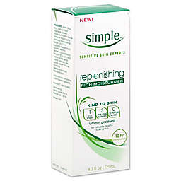 Simple® 4.2 oz. Replenishing Rich Moisturizer