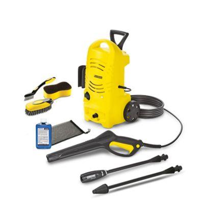 Karcher 174 K 2 27 Car Care Kit Electric Pressure Washer