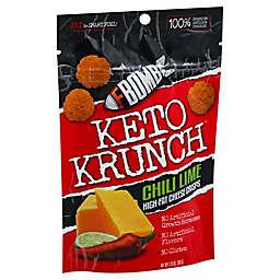 FBOMB® 1.75 oz. Keto Krunch™ Cheddar Cheese Crisps