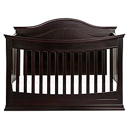 Meadow 4-In-1 Convertible Crib in Dark Java