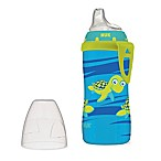 NUK® 10 oz. Turtle Active Cup in Blue/Green