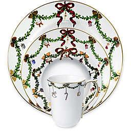 Royal Copenhagen Star Fluted Christmas Dinnerware Collection