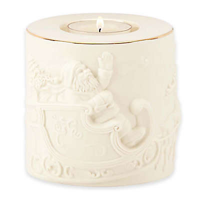 Lenox® Radiant Light™ Santa Votive