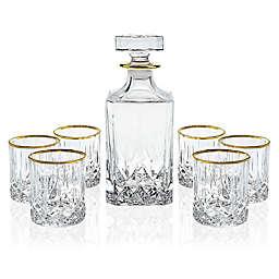 RCR Opera Collection 7-Piece Whiskey Set
