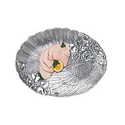 Arthur Court Designs Turkey Oval Platter