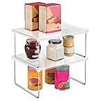 iDesign® Cabinet Binz™ 12-Inch Stackable Shelf