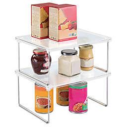 iDesign® Cabinet Binz™ 12-Inch Stackable Shelf