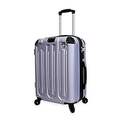 Mia Toro ITALY Regale 20-Inch Composite Hardside Carry On Spinner