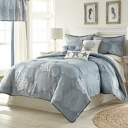 Siesta Key Comforter Set in Blue