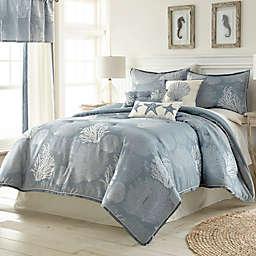 Siesta Key Comforter Set in Blue