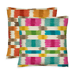 Colorfly™ Barnaby Reversible Throw Pillow (Set of 2)