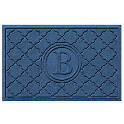 Weather Guard™ Bombay23-Inch x 35-Inch  Door Mat in Navy