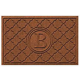 Weather Guard™ Bombay 23-Inch x 35-Inch Door Mat in Dark Brown