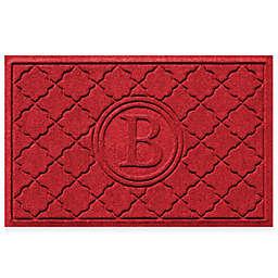 Weather Guard™ Bombay 23-Inch x 35-Inch Door Mat in Red