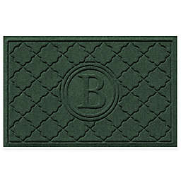 Weather Guard™ Bombay 23-Inch x 35-Inch Door Mat in Evergreen