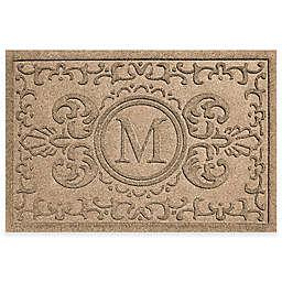 Weather Guard™ Baroque 23-Inch x 35-Inch Door Mat in Camel