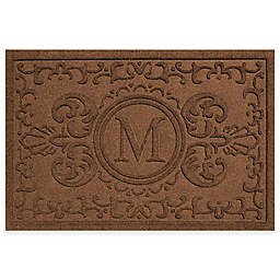 Weather Guard™ Baroque 23-Inch x 35-Inch Door Mat in Dark Brown