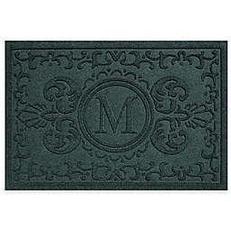 Weather Guard™ Baroque 23-Inch x 35-Inch Door Mat in Evergreen