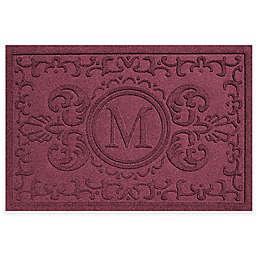 Weather Guard™ Baroque 23-Inch x 35-Inch Door Mat in Bordeaux