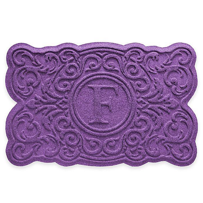Alternate image 1 for Weather Guard™ Gallifrey 23-Inch x 36-Inch  Door Mat in Purple