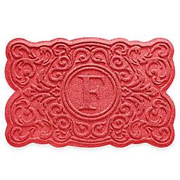 Weather Guard™ Gallifrey 23-Inch x 36-Inch Door Mat in Red