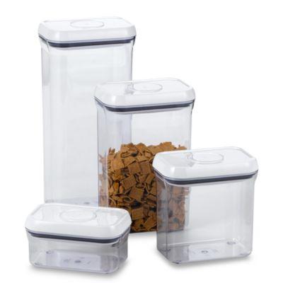 Oxo Good Grips 174 Rectangular Food Storage Pop Container