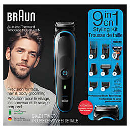 Braun 9-in-1 Beard Trimmer