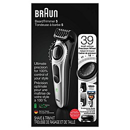 Braun Beard Trimmer and Hair Clipper